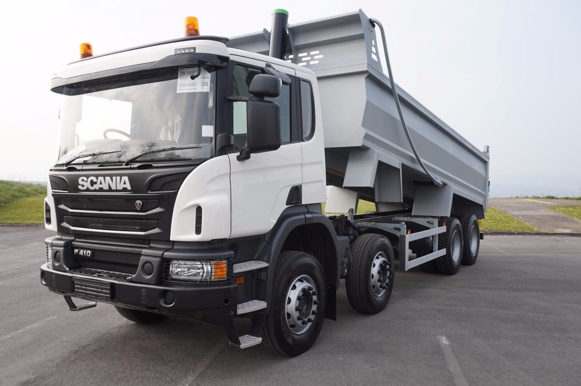 Scania (2019) R320 4 x 2 Removal Truck - Mac's Trucks in