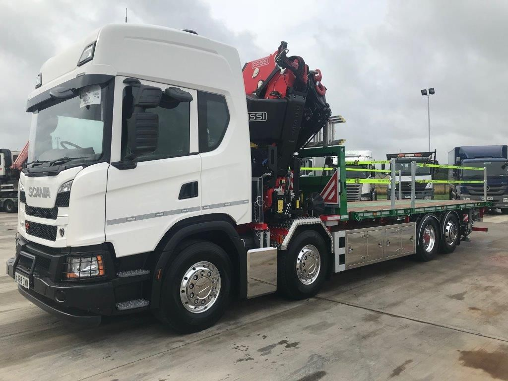 Buy New & Used Scania Trucks   Scania Lorries For Sale