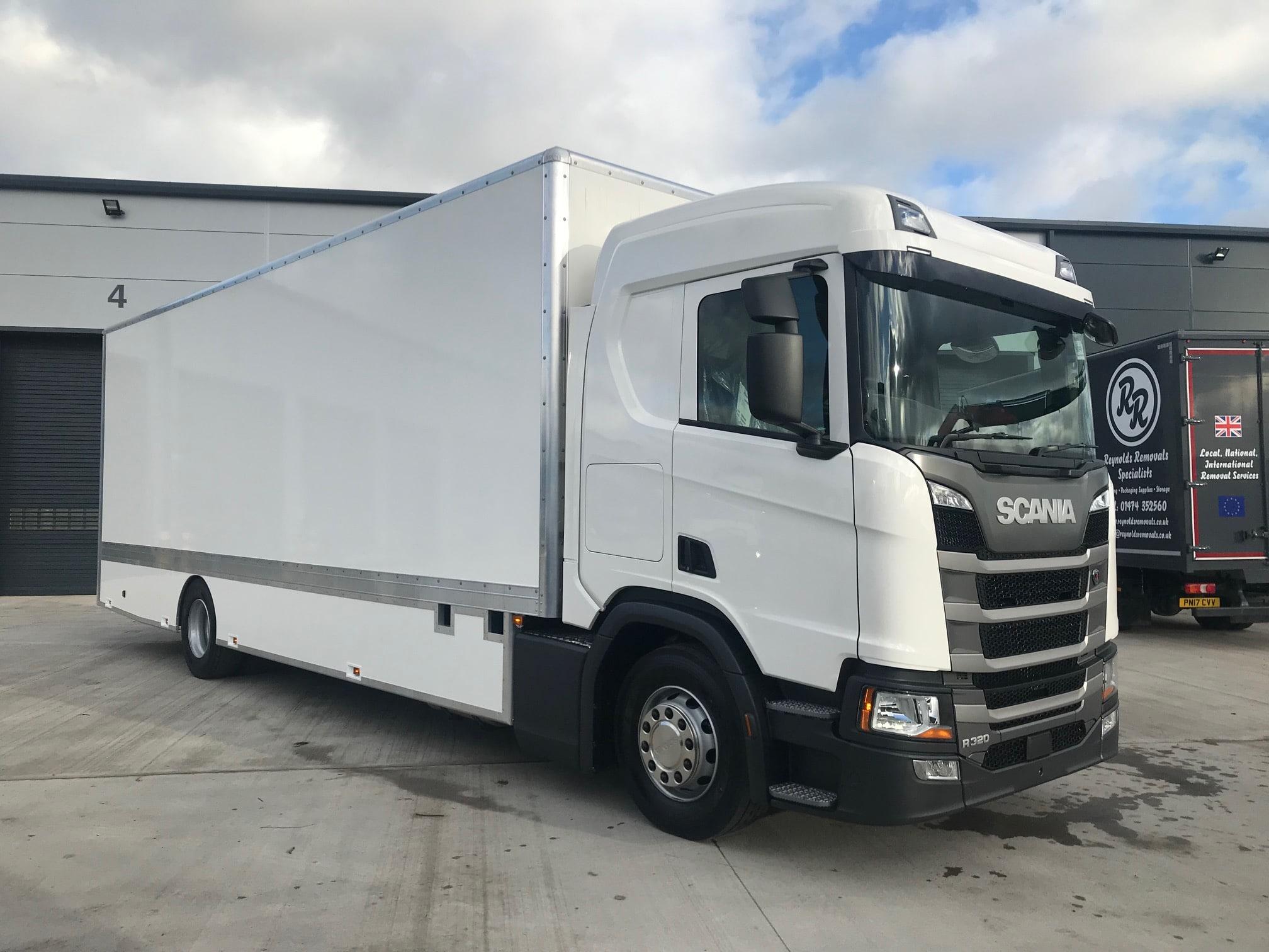 Scania 2019 R320 4 X 2 Removal Truck Mac S Trucks In