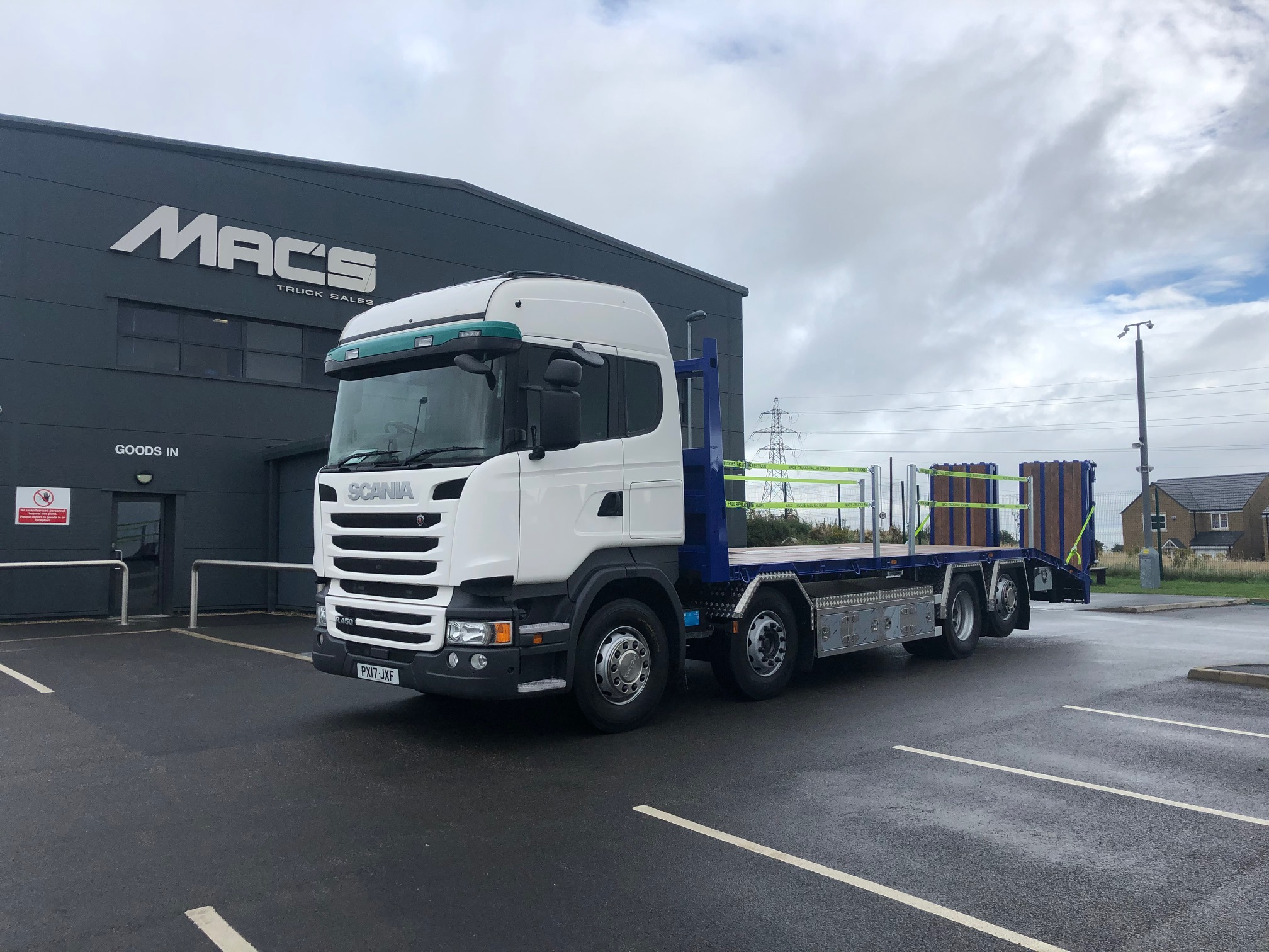 Mac S Trucks In Huddersfield Buy New Used Trucks